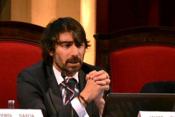 El director general d'Ocupació defensa la reforma laboral del govern a la seu de Foment del Treball