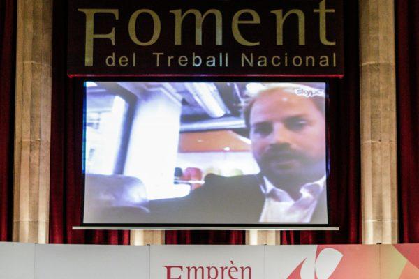 Foment del Treball celebra el primer encuentro de Incubadoras Corporativas en Barcelona
