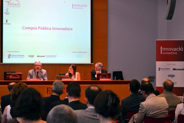 Empreses i administracions s'alien per impulsar la Compra Pública Innovadora a Catalunya