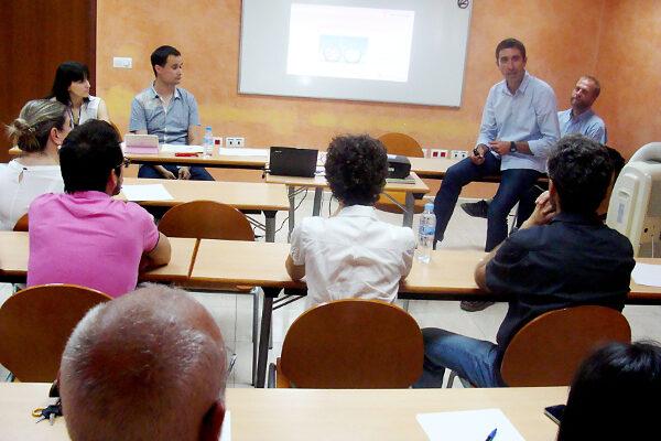 Bona acollida de la taula rodona Emprenedors: Actitud On a Tarragona