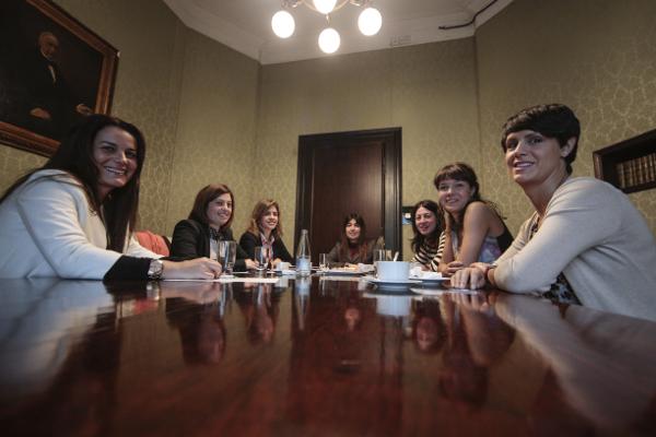 Entusiasme, audàcia i dedicació: l'empresa vista amb ulls de dona