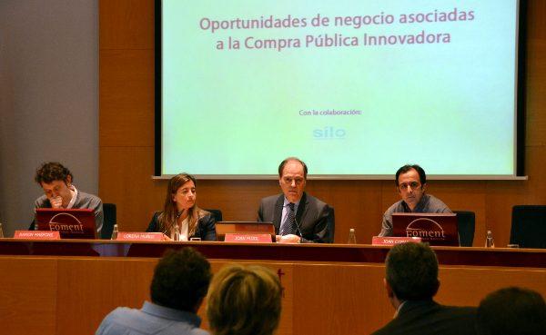 Foment del Treball atansa la Compra Publica Innovadora a les pimes catalanes