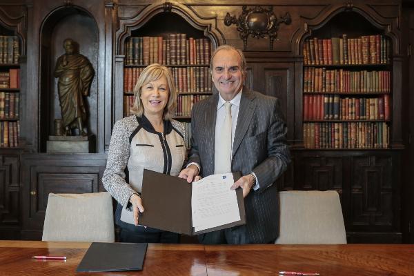 Randstad renueva su compromiso con foment del treball y su for Oficinas randstad madrid