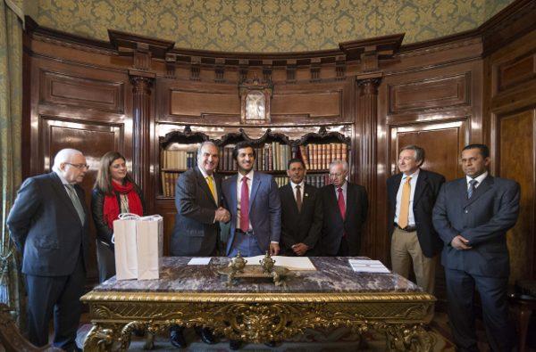 Jornada amb 500 reunions empresarials per atènyer oportunitats de negoci entre els Emirats Àrabs i Catalunya