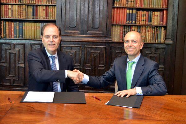 Acord de col·laboració entre Foment i SIRT Sistemas Integrales de Redes y Telecomunicaciones