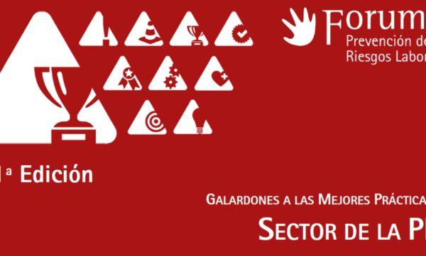 El Fòrum PRL de Foment premia les millors pràctiques en empreses del sector