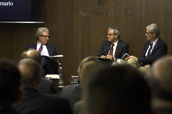 César Antonio Molina i Antoni Puigverd: un diàleg cultural Madrid-Barcelona per celebrar el 1r aniversari de la nova Revista del Foment