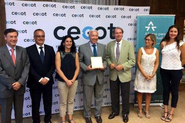 Cecot s'adhereix a l'Aliança per a la Formació Professional Dual