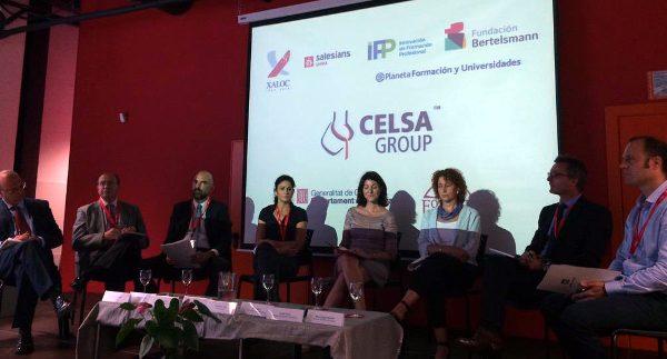 Grup Celsa reforça el seu compromís amb la Formació Professional Dual amb el suport de Foment
