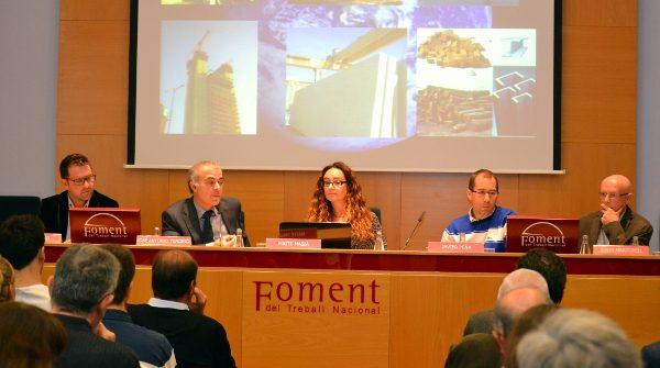 Construcció sostenible: materials i edificacions recol·lectors d'energia