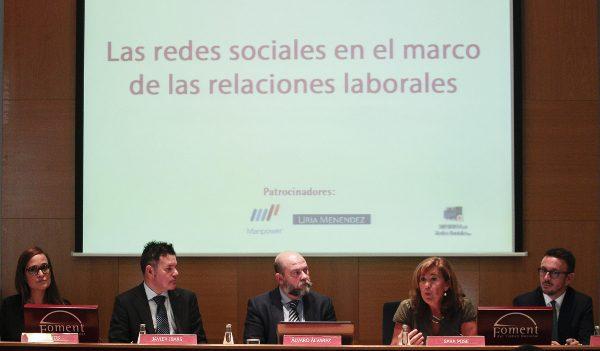 Xarxes Socials i relació laboral: del reclutament 2.0 a l'acomiadament procedent