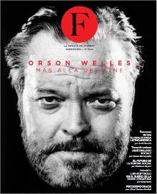 2144. Orson Welles