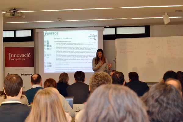 Foment del Treball forma experts sobre projectes europeus de R+D+I