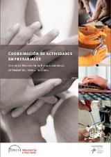 Tracta sobre les dificultats que tenen les empreses en la gestió de la coordinació d'actividats empresarials