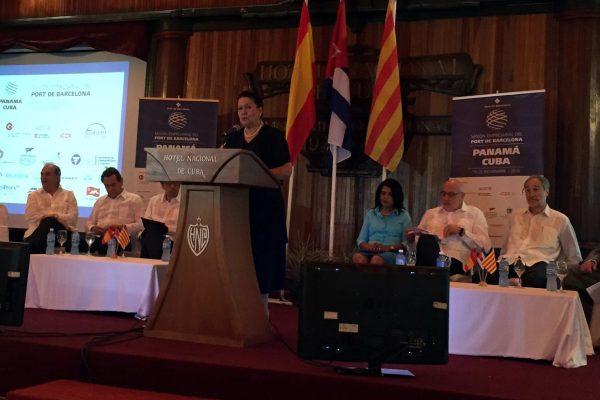 """Gay de Montellà: """"Cuba sempre ha estat un mercat important per a les empreses catalanes: el comerç entre Cuba i Catalunya s'ha duplicat en els darrers 10 anys"""""""