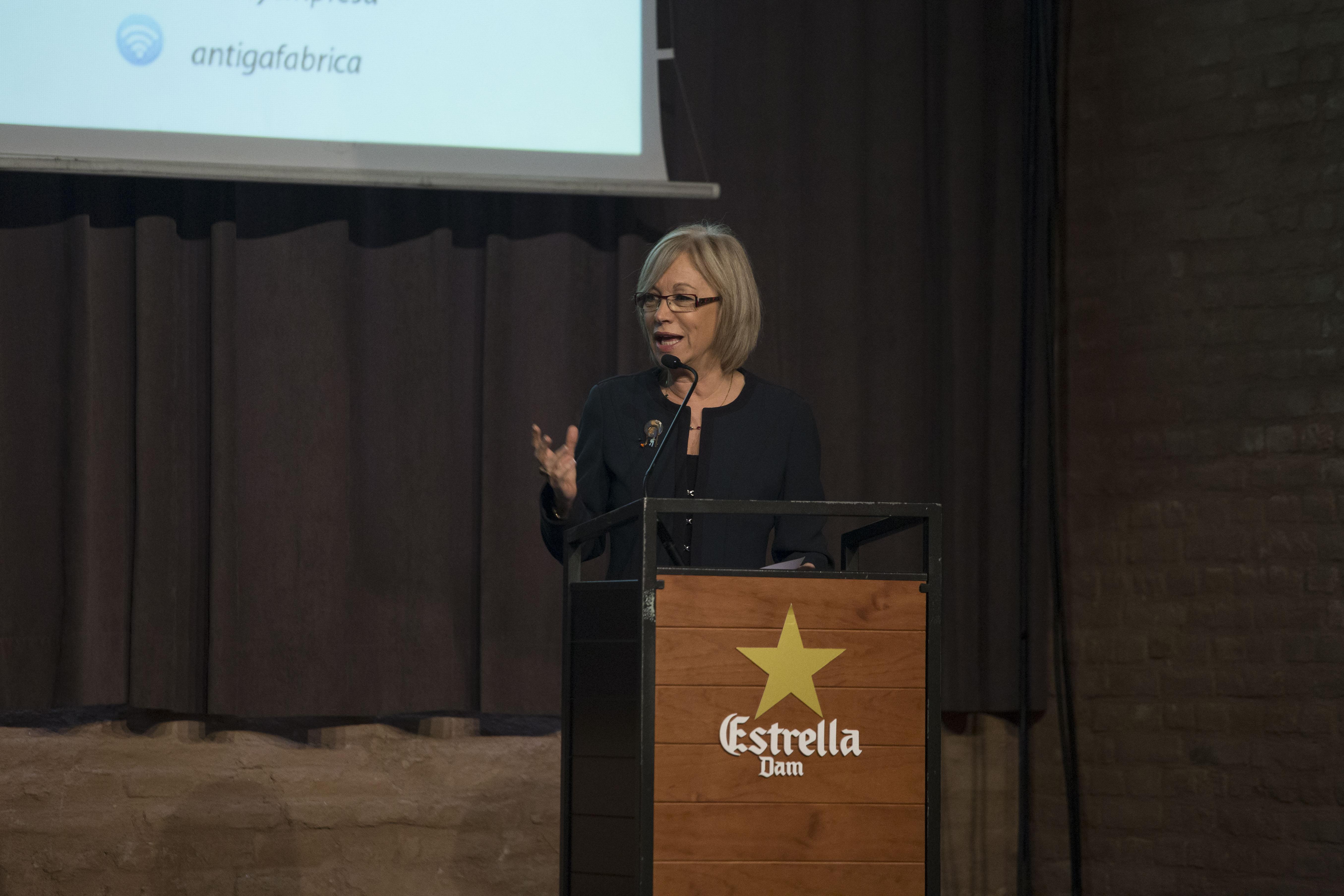 Mª Ángeles Tejada, Directora de Public Affairs de Randstad