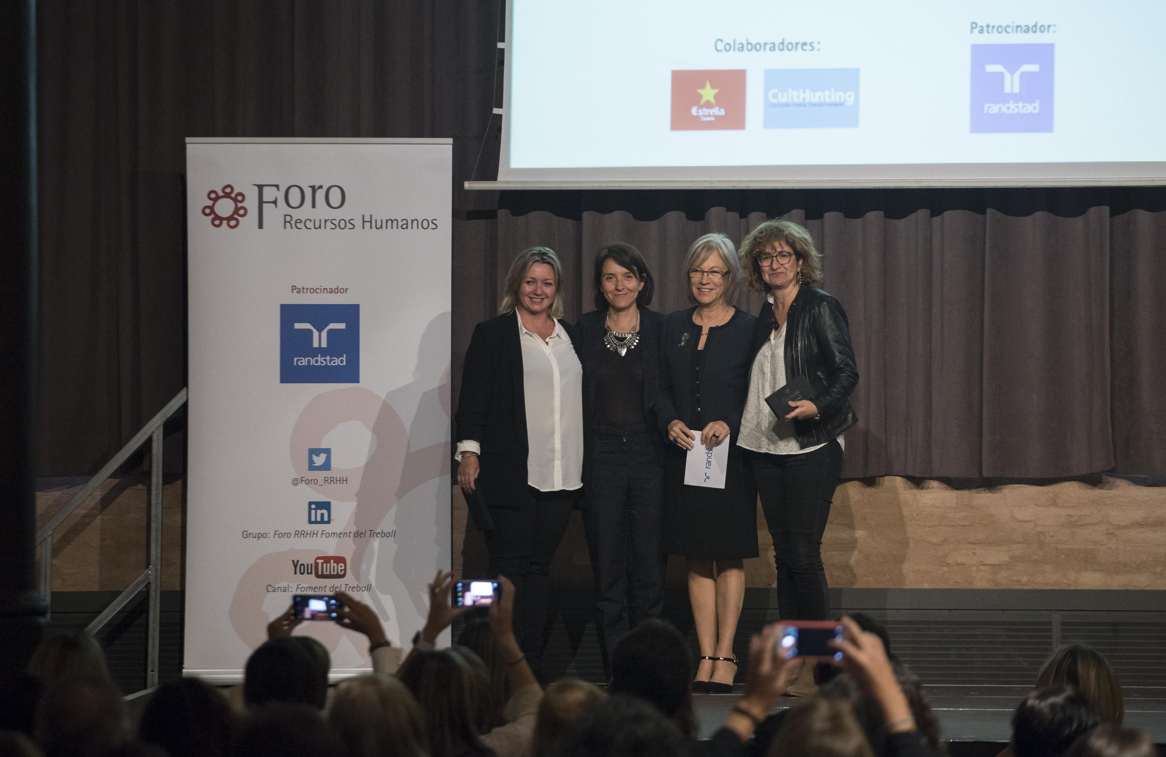 Premio a la sesión de mayor aplicabilidad del Foro RRHH