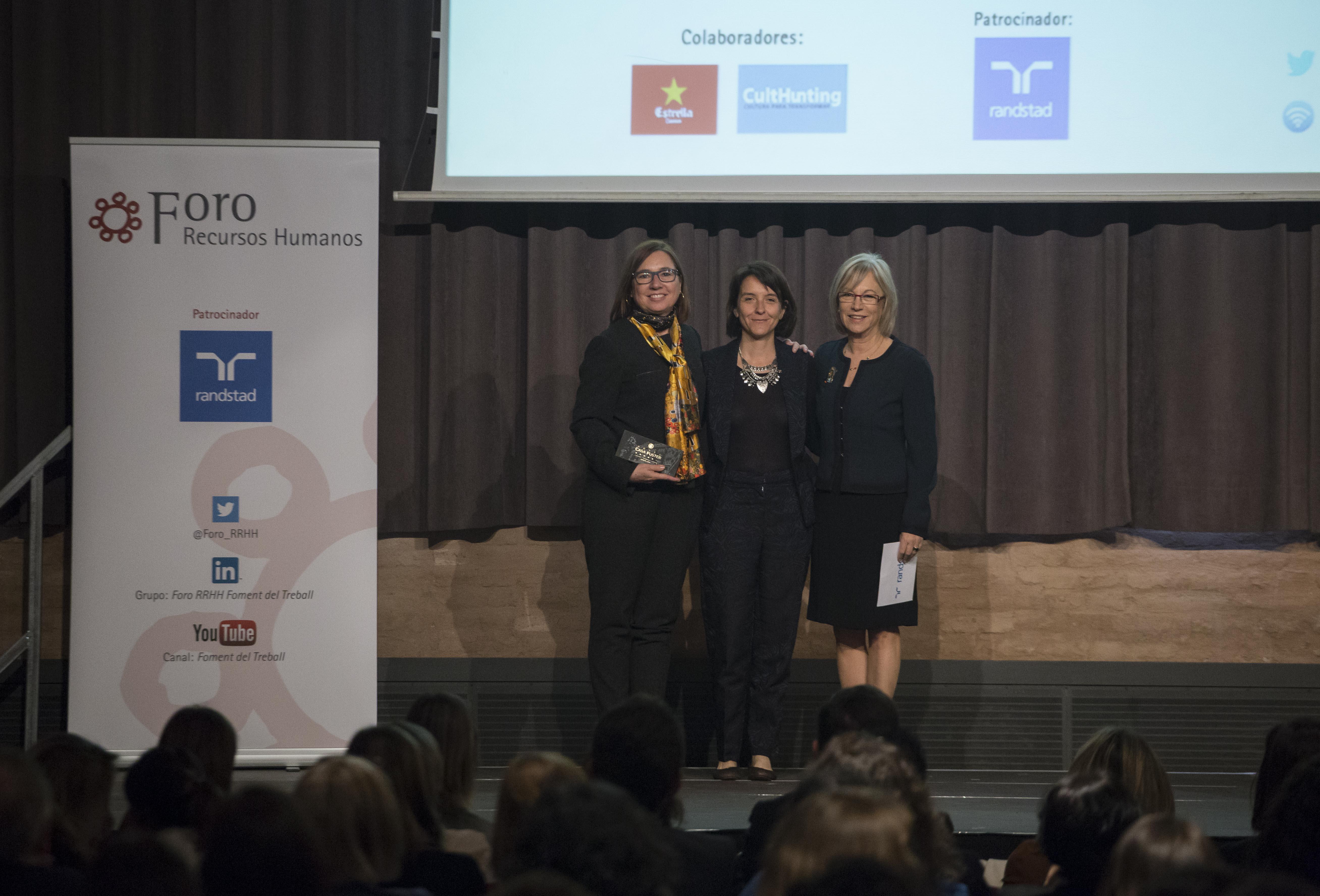 Premio a la empresa con más participación en las actividades del Foro RRHH