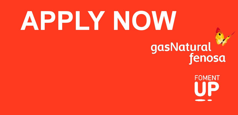 Las startups interesadas en el reto  Energy & Data de Gas Natural Fenosa tienen hasta el 11 de junio para inscribirse