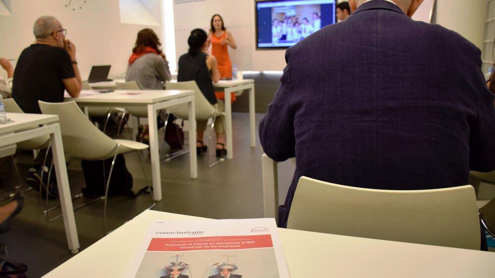 Coneixement Empresa: Disciplines STEM