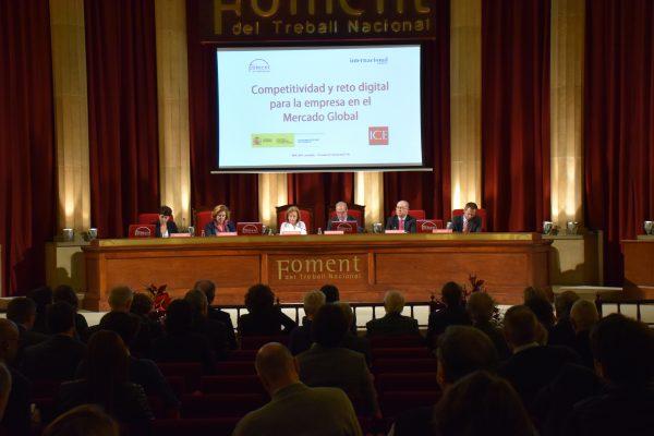 L'economia digital impulsa la competitivitat de les empreses