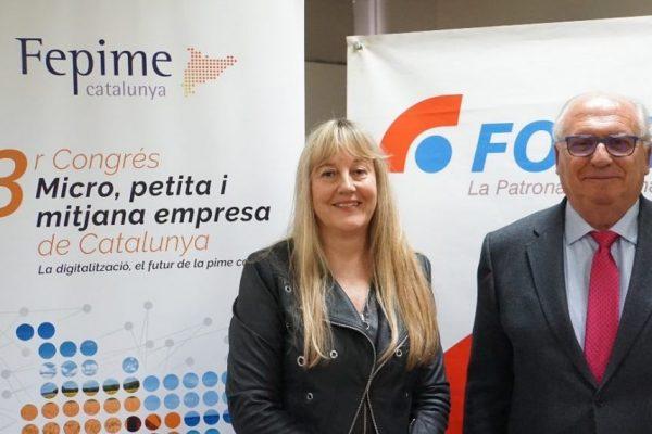 Disposar d'eines efectives i professionals qualificats per afrontar la digitalització preocupa les pimes catalanes