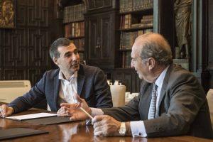 Foment i Barcelona Tech City treballaran conjuntament per donar suport a l'emprenedoria digital a Barcelona