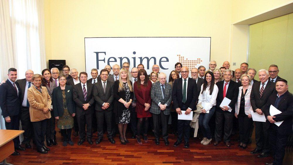 Fepime Catalunya constitueix la nova junta directiva amb representants de tots els sectors i territoris