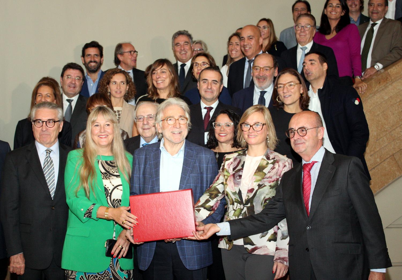 La candidatura de Josep Sánchez Llibre és l'única que opta a la presidència del Foment