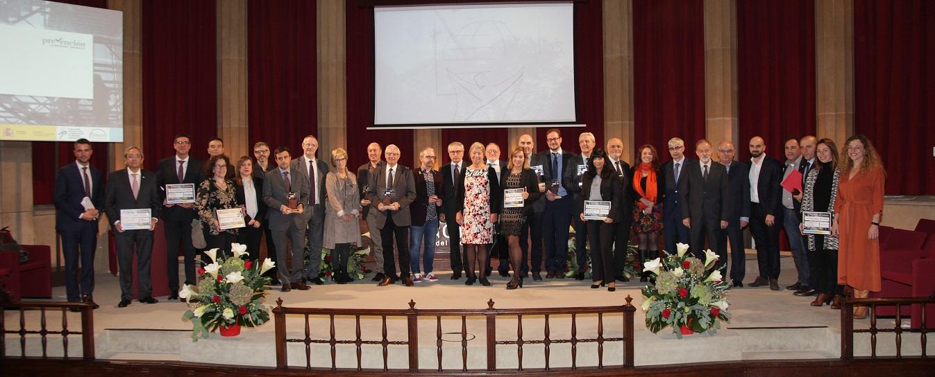 Premis Atlante 2018 de Prevenció de Riscos Laborals