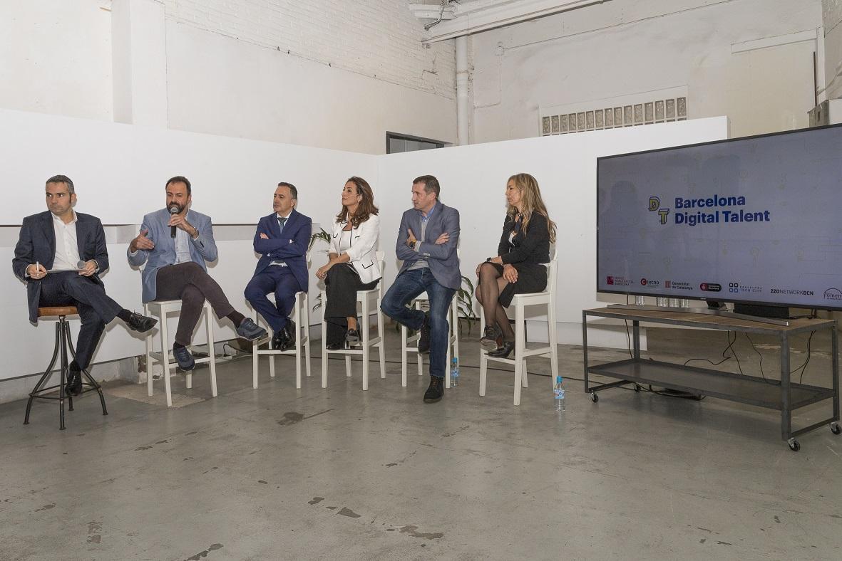 Neix Barcelona Digital Talent,  una aliança per posicionar Barcelona com hub de talent digital