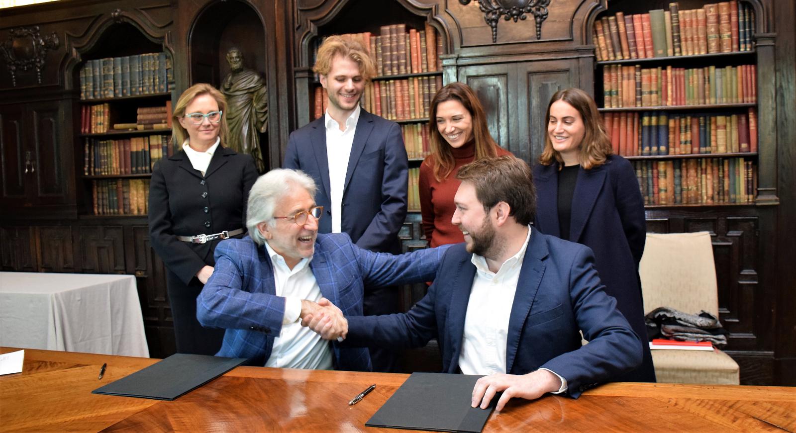 Foment i el Talent Hub Institute col·laboren per connectar joves talentosos amb el món empresarial