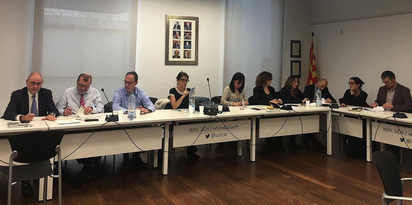 Patronals i sindicats del sector sanitari concertat signen el II Conveni laboral del SISCAT