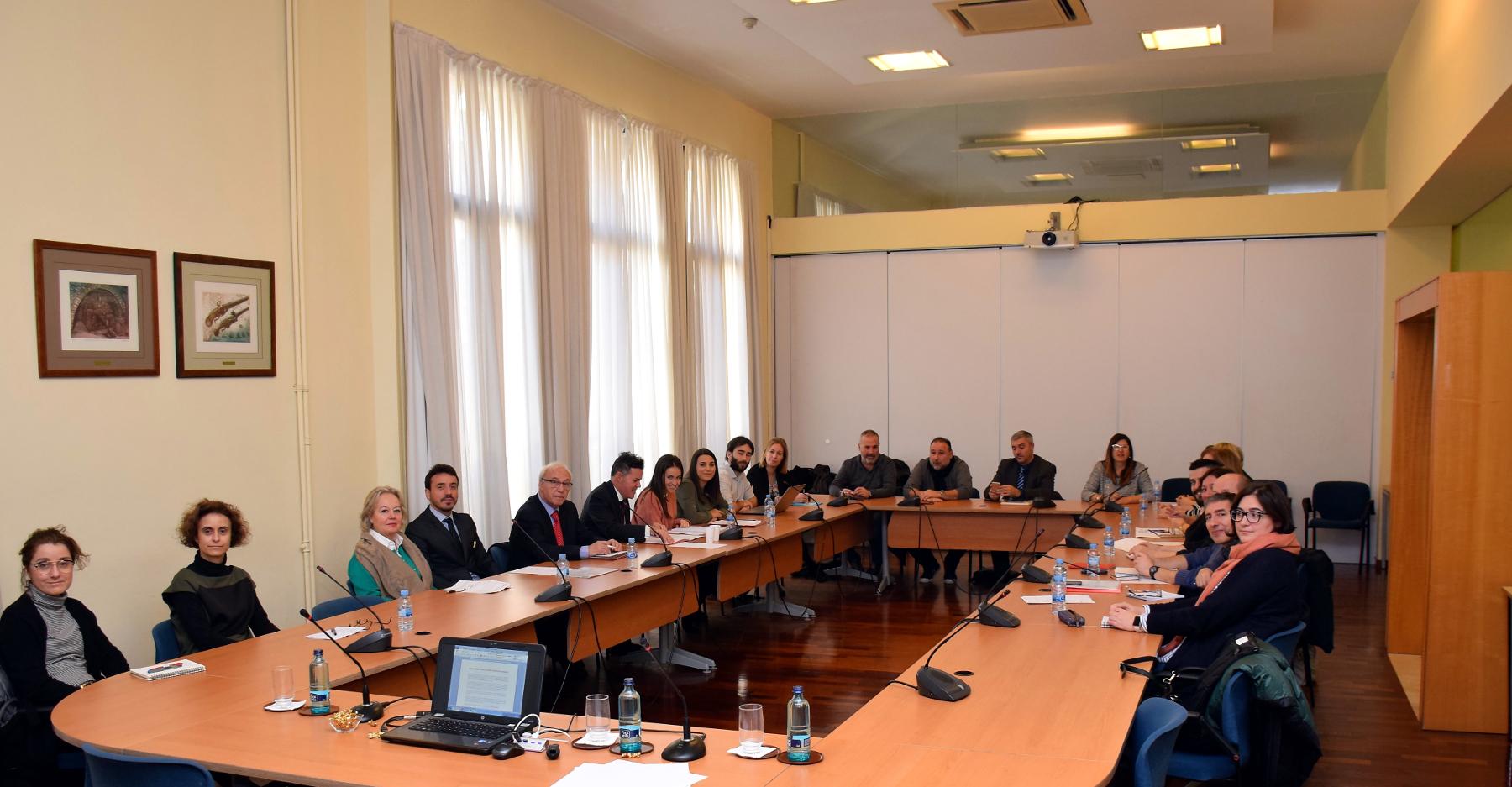 Constituïda la Mesa Negociadora del Conveni Col·lectiu d'Oficines i Despatxos de Catalunya