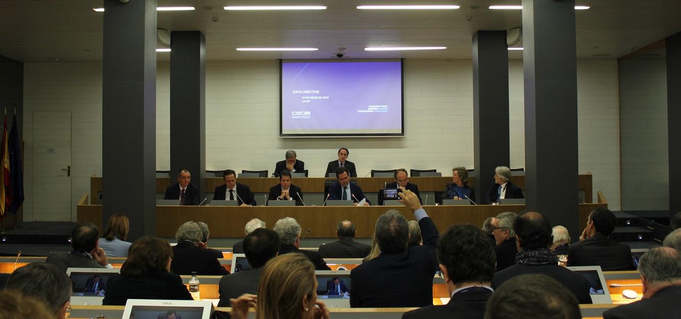 Foment iniciará conversaciones con ATA para conseguir, con los autónomos, también en Cataluña unidad de acción empresarial