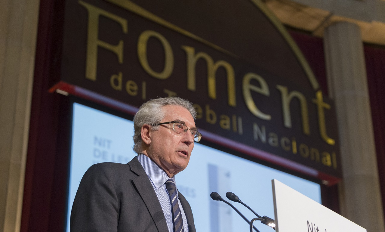 Joaquim Llansó s'incorpora al Consejo Asesor del Ministerio de Fomento