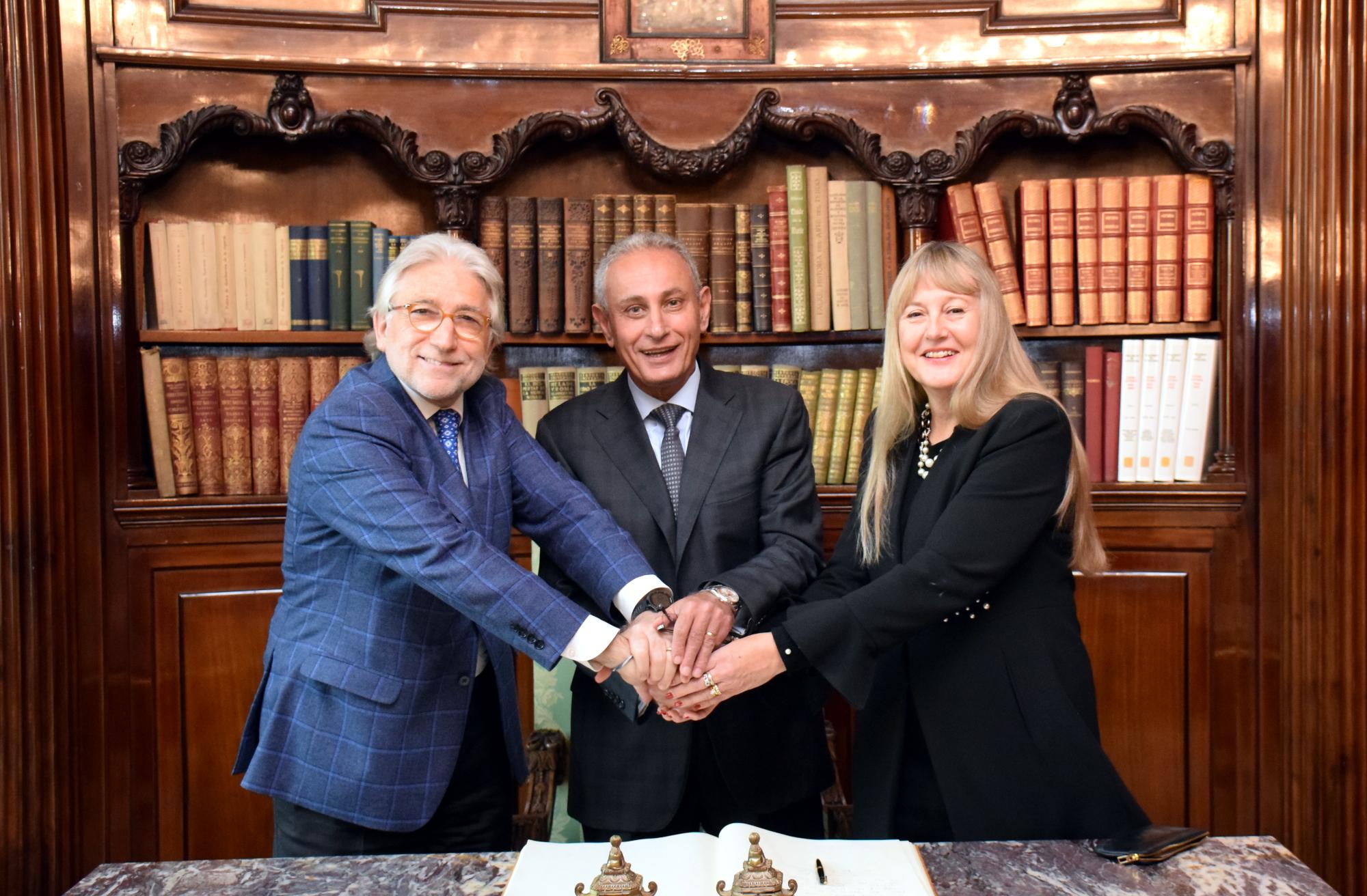Foment reforça els llaços de col·laboració amb la Unió per la Mediterrània
