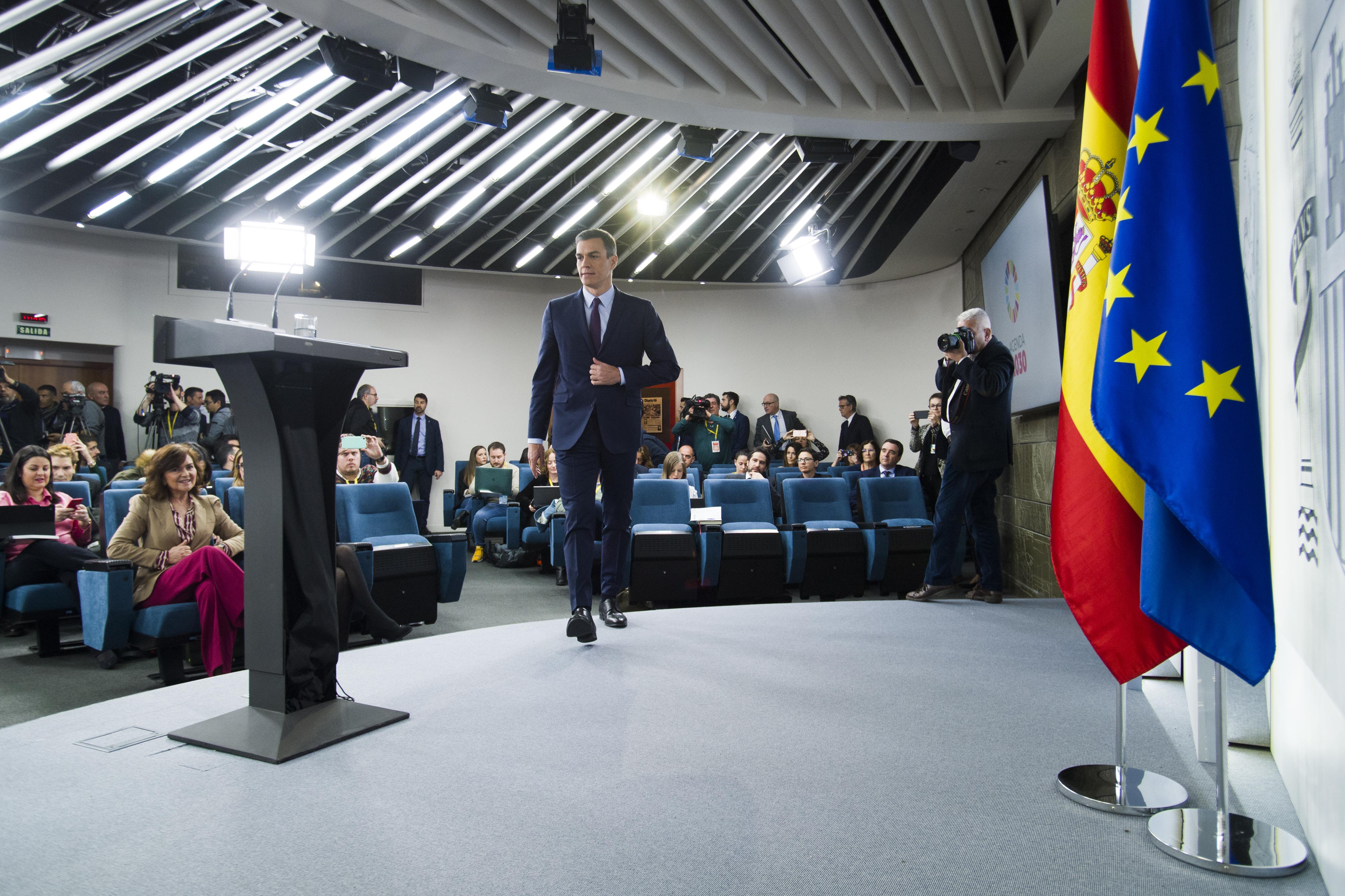 Foment espera que el nou Gobierno que es formi després de les eleccions pugui aportar estabilitat