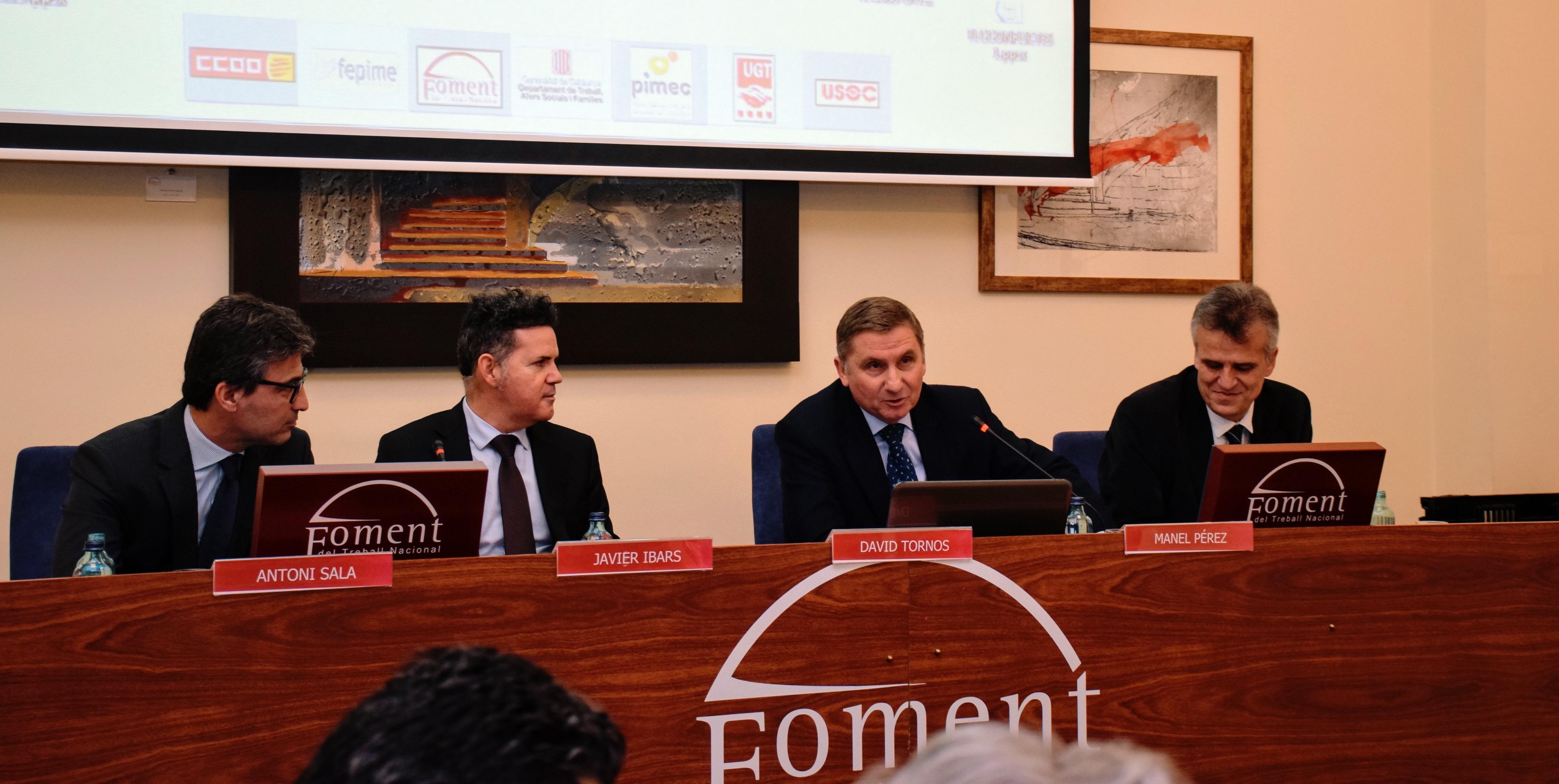 Jornada de formación de los conciliadores y mediadores del cuerpo del Tribunal Laboral de Cataluña
