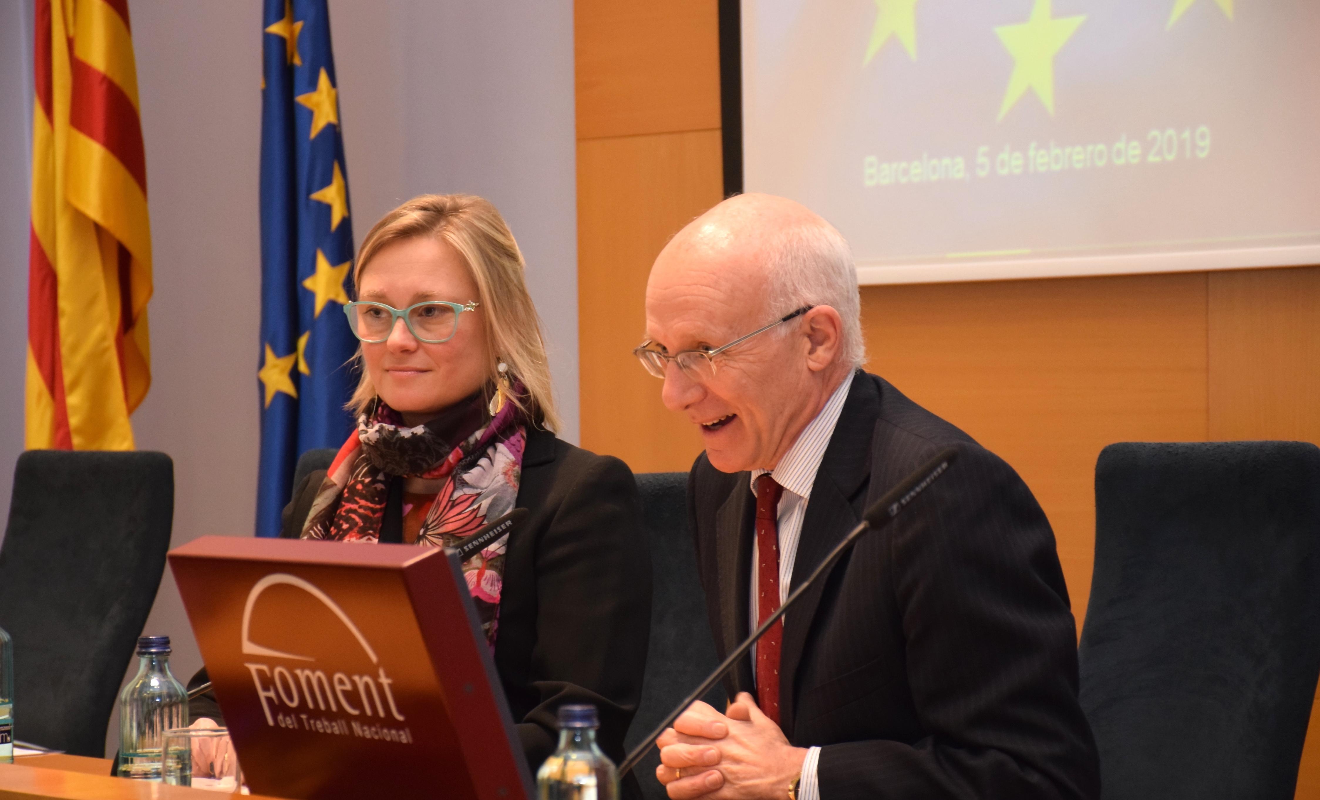Foment recalca les oportunitats empresarials del CETA especialment per pimes