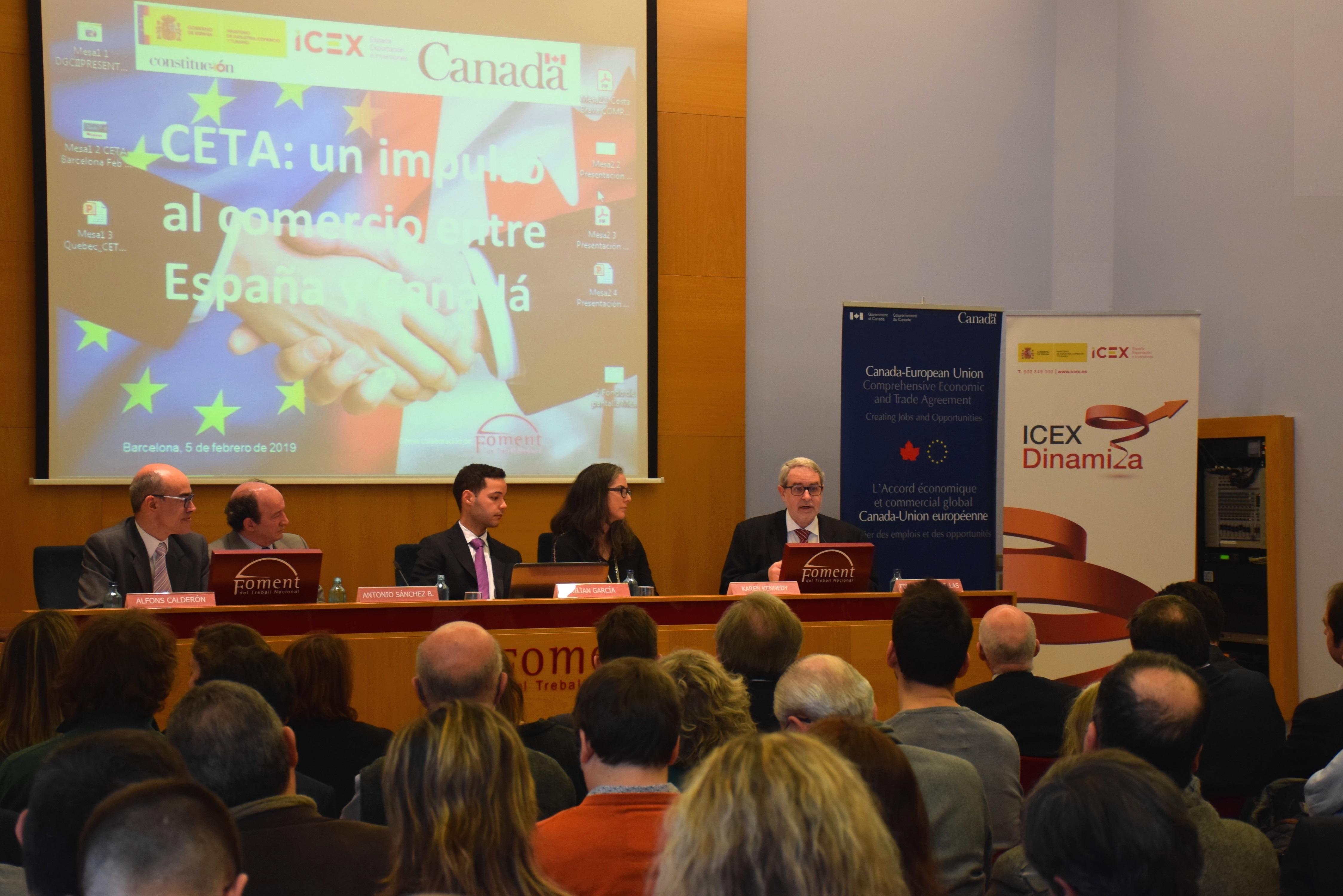 Jornada CETA