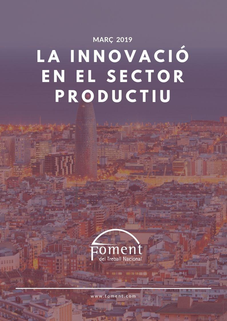 La innovació en el sector productiu
