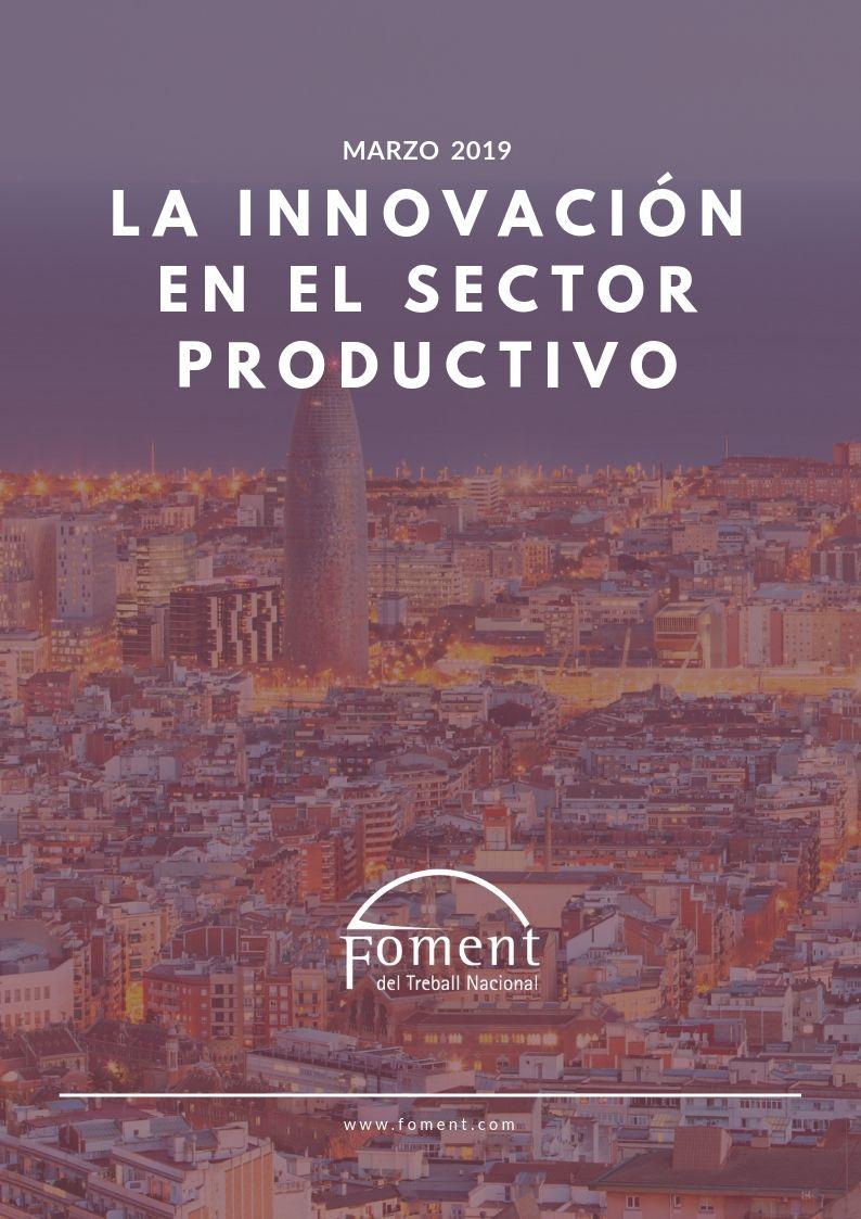 La innovación en el sector productivo