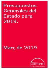 Presupuestos Generales del Estado para 2019