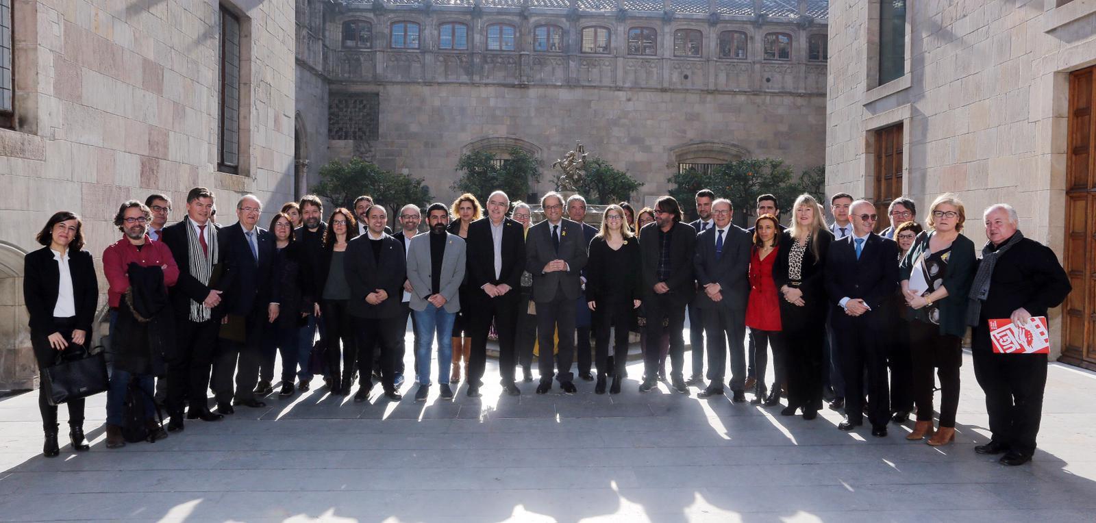 """Foment es compromet a convertir la FP en """"formació de prestigi"""""""