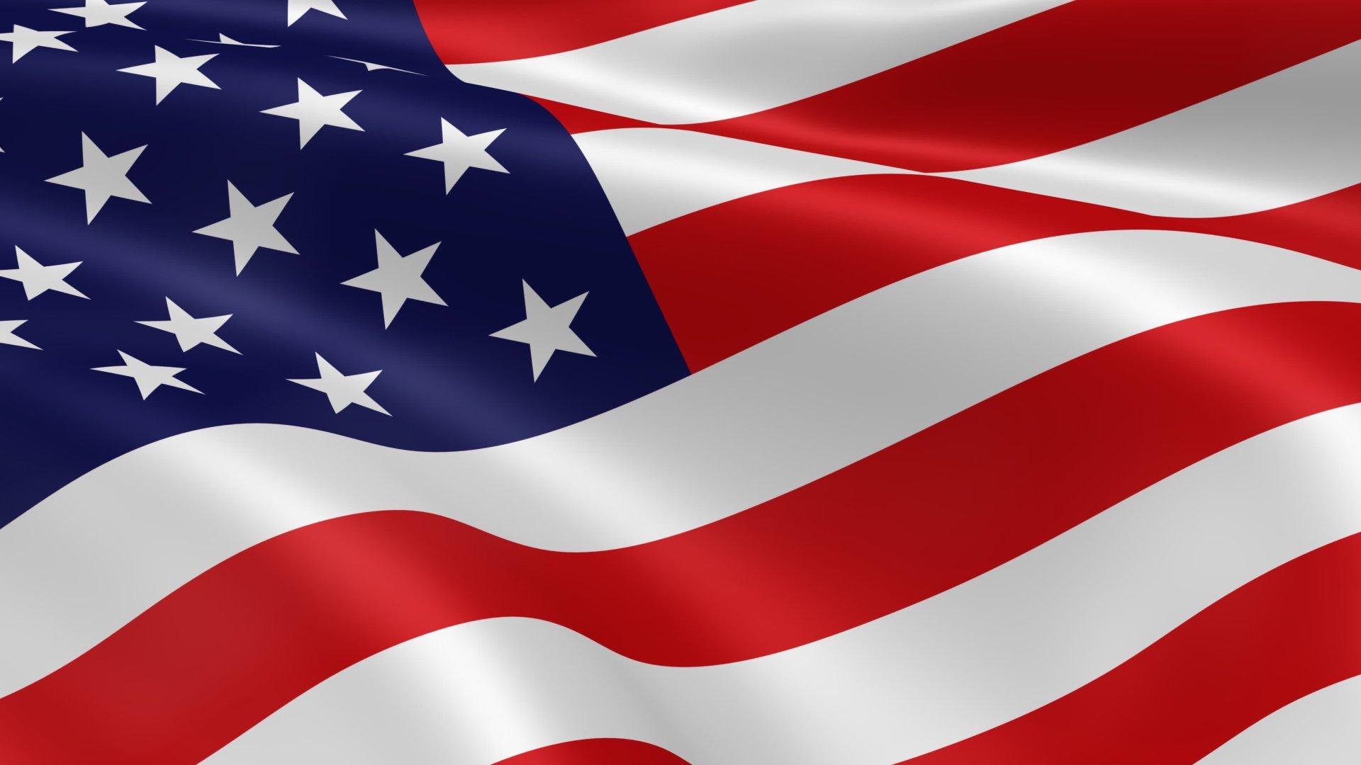 Bandera Estados Unidos Foment Del Treball