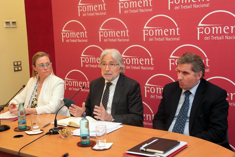 Foment culmina su reorganización para reforzar la función de lobby