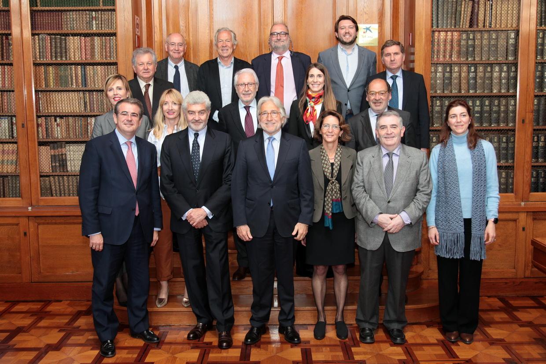 Renovació completa de la Junta de la històrica Societat d'Estudis Econòmics