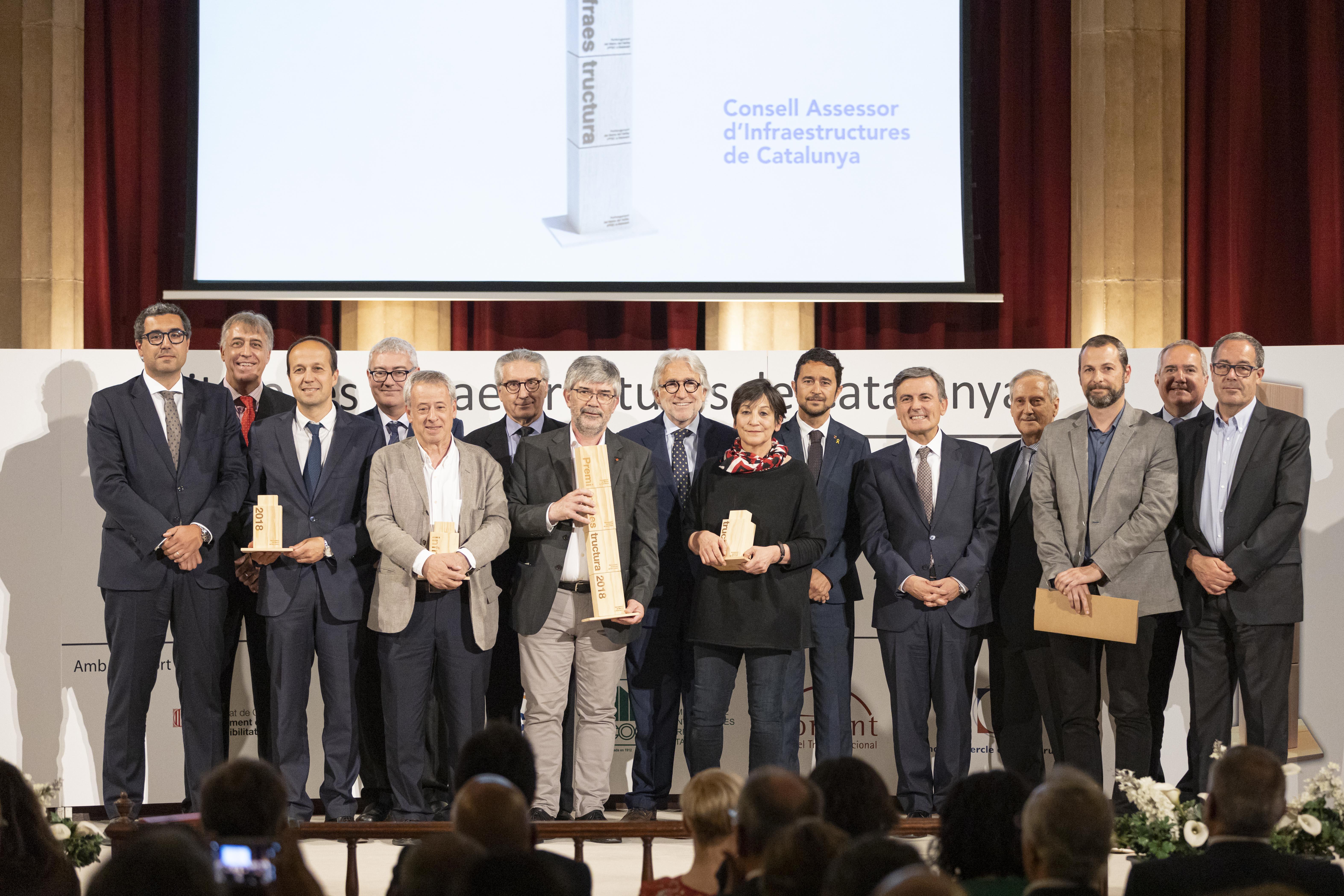 La remodelació del Mercat de Sant Antoni guanya el Premi a la Millor Infraestructura 2018