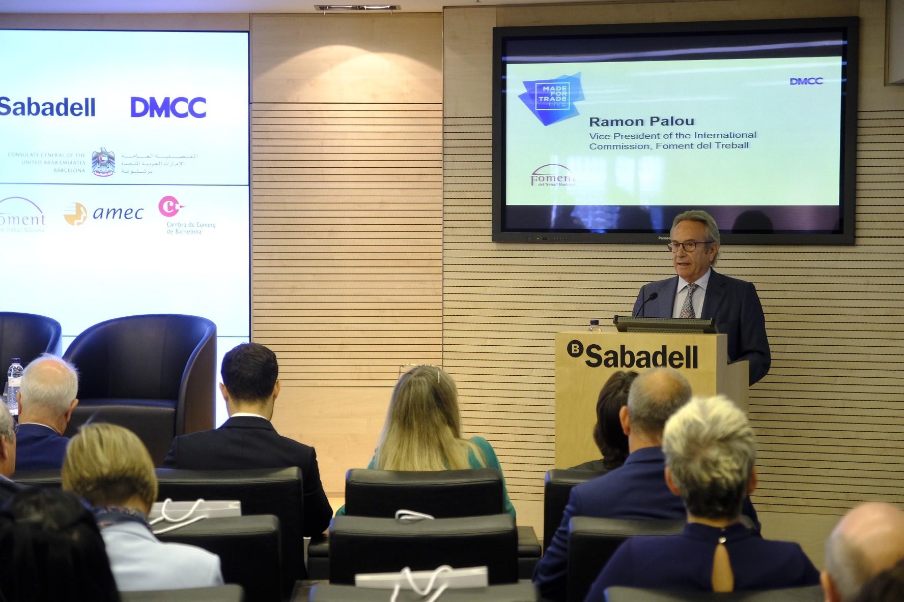 Foment promociona les oportunitats de negoci que representa Dubai per a les empreses catalanes